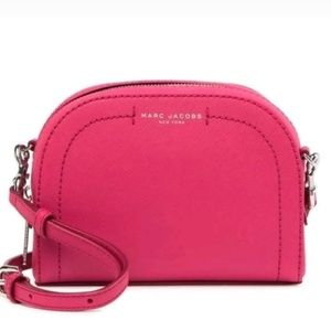 Marc Jacobs Playback Crossbody Bag Carnation Pink